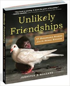 A book on unlikely friendship in the animal kingdom
