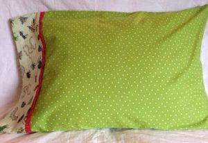 Pillowcase for Insect Lover